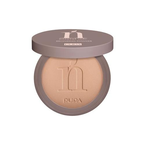 PUPA Milano Teint Bronzer Natural Side Bronzing Powder Nr. 003 Intense Bronze 8 g