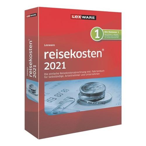 Software »reisekosten 2021« 365 Tage, Lexware