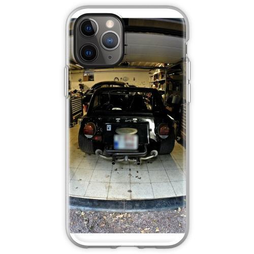 Vanclee Buggy Modell 2 Flexible Hülle für iPhone 11 Pro