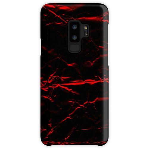 Rote Folie 3 Samsung Galaxy S9 Plus Case