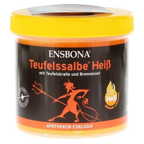 Ensbona Muskel, Gelenke & Wärmetherapie Salbe 200ml