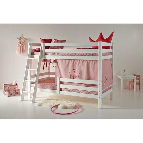 Hoppekids Vorhang Princess für Spielbett oder Etagenbett 90x200cm