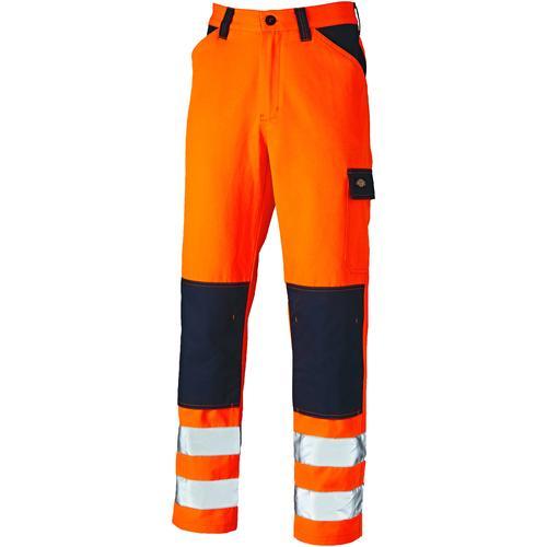 Dickies Arbeitshose EVERYDAY, mit Kniepolstertaschen orange Herren Arbeitshosen Arbeits- Berufsbekleidung