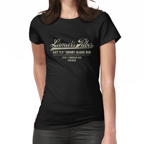 Lamar's Schamhaare Frauen T-Shirt