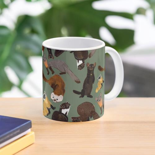 Martens of the World Mug
