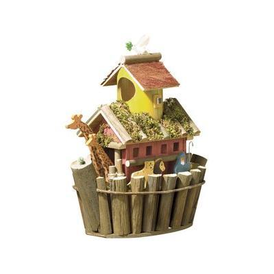 Zingz & Thingz Noah's Ark Bird House
