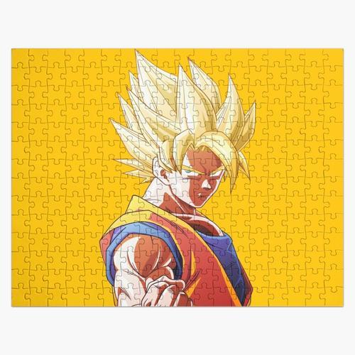 GOKU DRAGON BALL Z. Puzzle