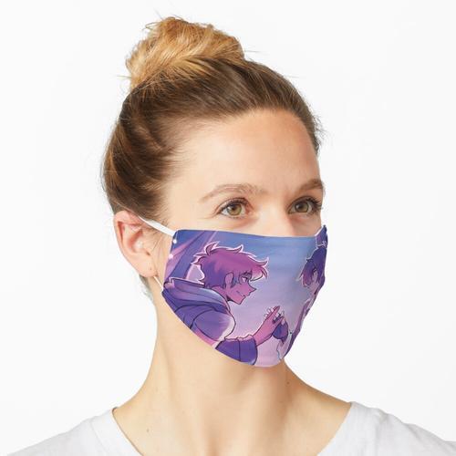 Vorhänge Maske