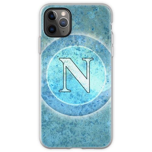 Tapete Napolii Art Flexible Hülle für iPhone 11 Pro Max