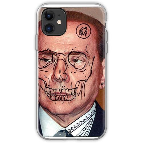 Berlusconi Flexible Hülle für iPhone 11