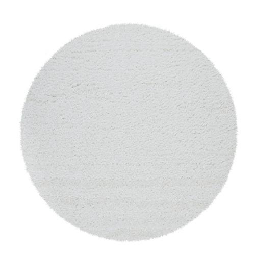 Paco Home Hochflor-Teppich, Kuschelig Weicher Flokati-Teppich, Einfarbig In Beige Creme