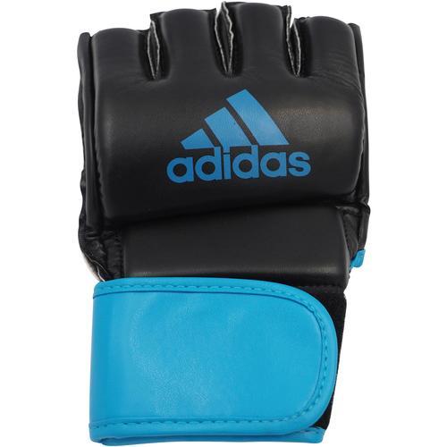 adidas MMA GRAPPLING Training Boxhandschuhe in schwarz/blau, Größe S