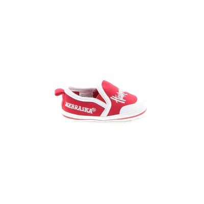 Sneakers: Red Solid Shoes - Size 3