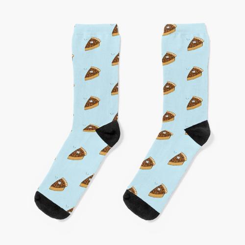 Pekannusstorte Socken