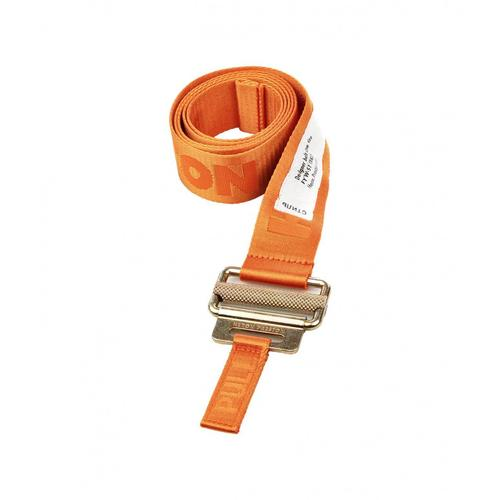 Heron Preston Herren Logo Tape Gürtel Orange