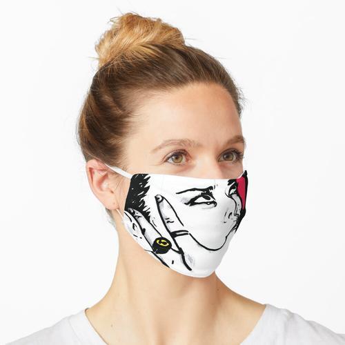 Orale Fixierung Maske
