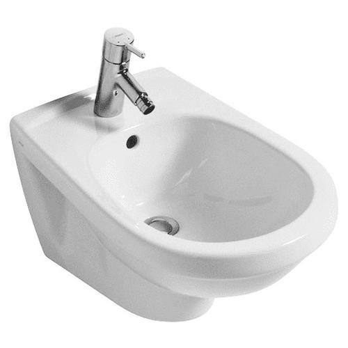 Gustavsberg Bidet Saval 2.0, zur Wandmontage weiß Bidets Bad Sanitär