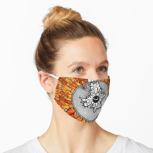 Kontaktlinsen Maske