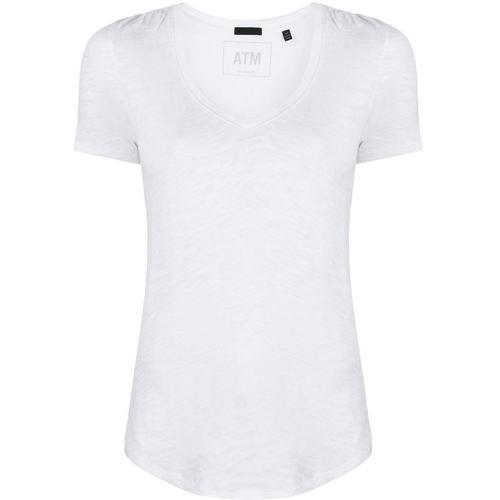 ATM Schmales T-Shirt
