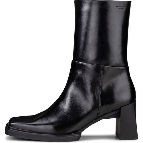 Vagabond, Stiefelette Edwina in schwarz, Stiefeletten für Damen Gr. 39
