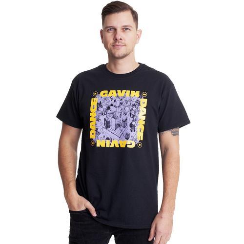 Dance Gavin Dance - Acceptance - - T-Shirts