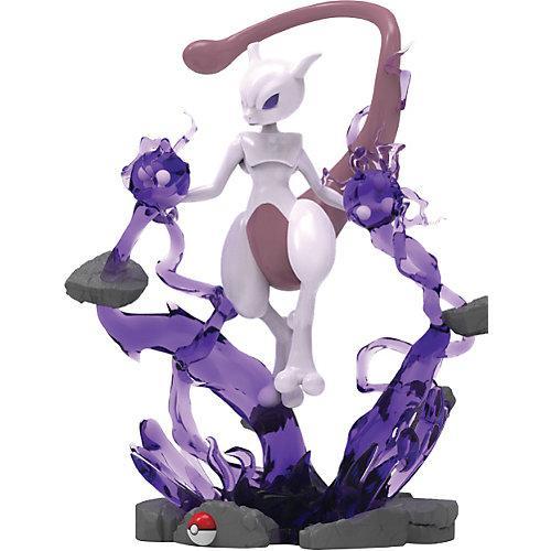 Pokémon Deluxe Cold Cast Figure Pokemon - Mewtwo