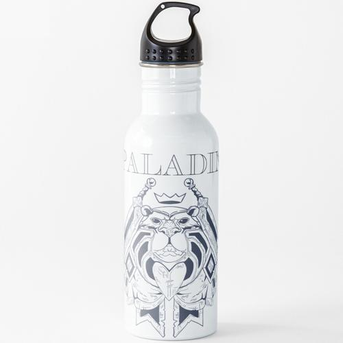 Paladin Line Design Wasserflasche