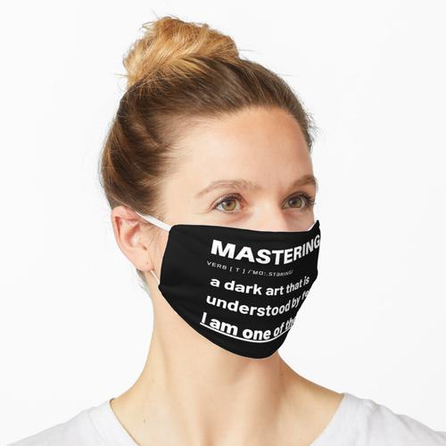 Mastering Engineer Maske