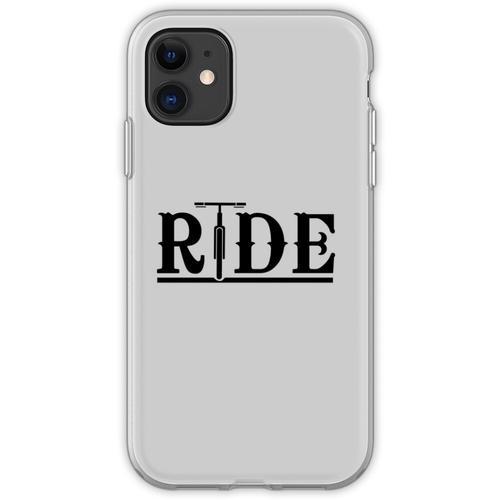 Fahräder fahren Flexible Hülle für iPhone 11