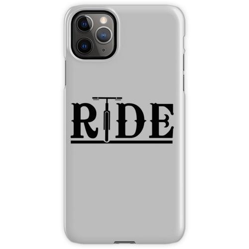 Fahräder fahren iPhone 11 Pro Max Handyhülle