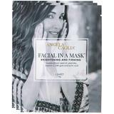 Angela Caglia Facial In A Mask