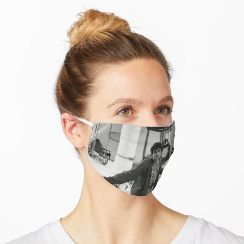 Agnes Varda Maske