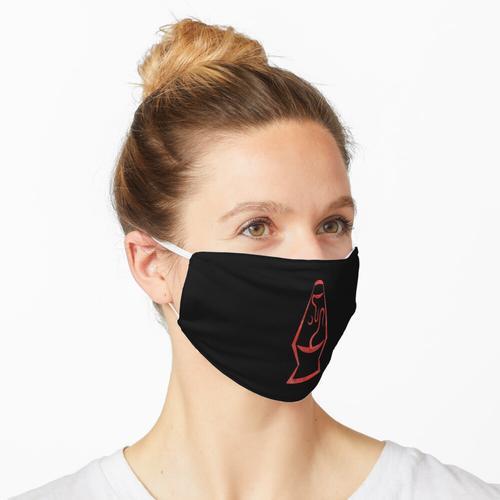 Lavalampe Maske