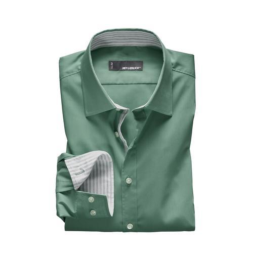 Mey & Edlich Herren Dynamic-Shirt grün 39, 40, 41, 42, 43, 44