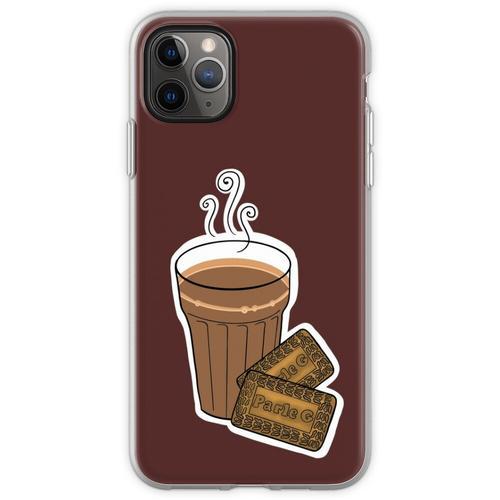 Chai-Keks Flexible Hülle für iPhone 11 Pro Max