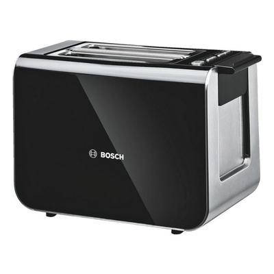 Toaster »Styline« schwarz, BOSCH...