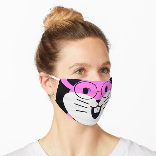 Anime Mauspad / Mausmatte Maske
