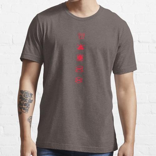 Waschanleitung Essential T-Shirt