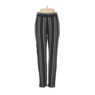 DKNY Dress Pants - High Rise: Black Bottoms - Size X-Small