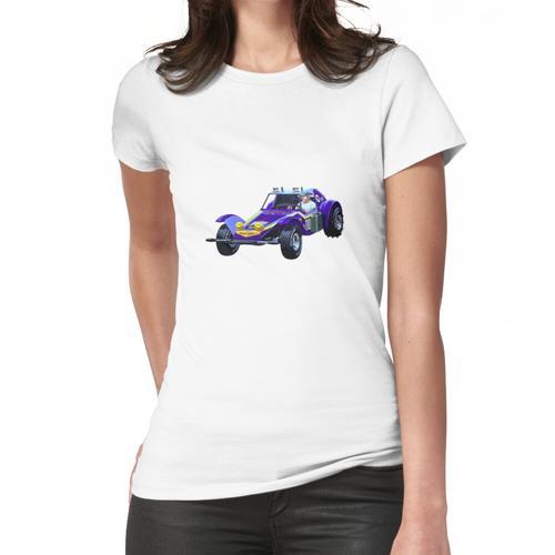 Urlaub Buggy Vintage Buggy Frauen T-Shirt