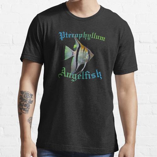 Angelfish Aquarium Essential T-Shirt