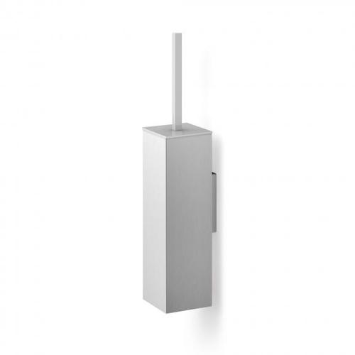 Zack CARVO Toilettenbürste B: 81 H: 418 T: 104 mm edelstahl gebürstet 40490