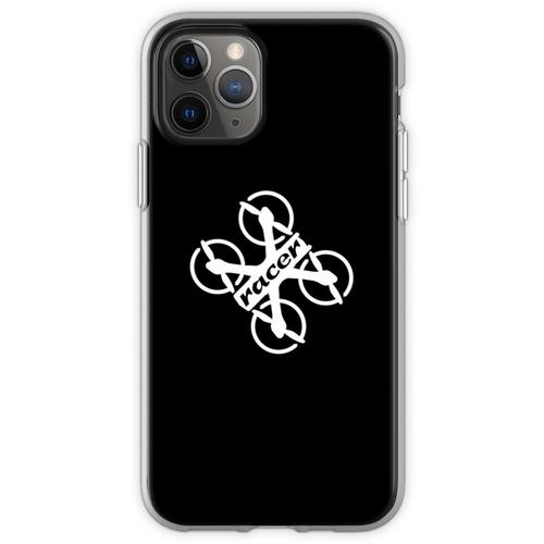 FPV Qadrocopter Multicopter Race Drone Drohne Flexible Hülle für iPhone 11 Pro