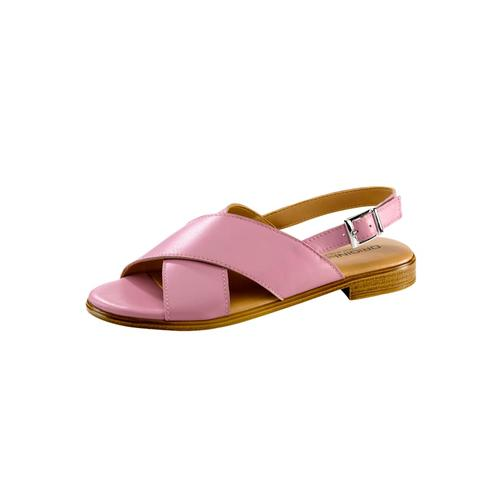 Sandale KLiNGEL Altrosa