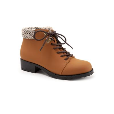 Women's Becky 2.0 Boot by Trotters in Brown (Size 11 M)