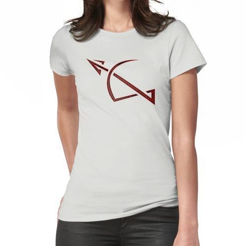 Schütze Schütze Frauen T-Shirt