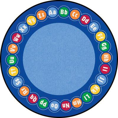 ABC Rotary - Round Large - Children's Factory CPR458