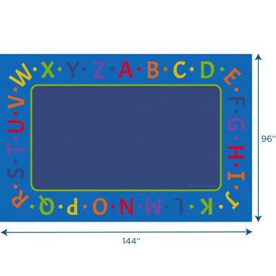 Alphabet Border - Rectangle Large - Children's Factory CPR3018