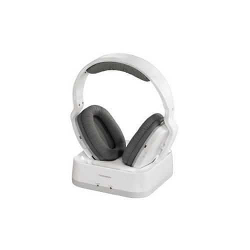 Hama WHP3311W Kopfhörer Kopfband Weiß