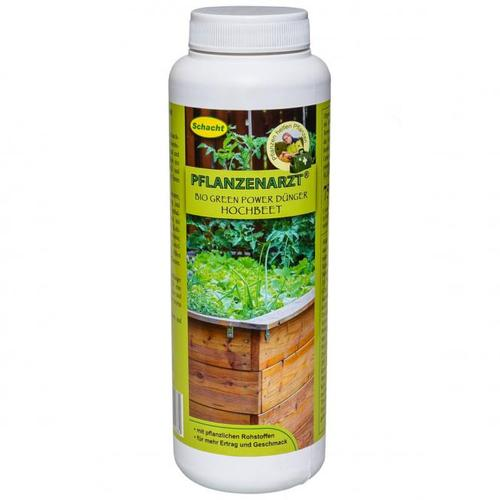 Bio Green Power Hochbeet-Dünger, 750 g